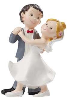 3870444 Hochzeitspaar tanzend ca. 8cm