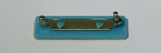 522507 Broschennadel sk 40mm silber 100St