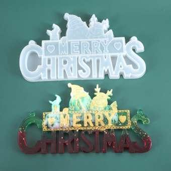 526094 Silikonform Weihnachten 30x16x2cm