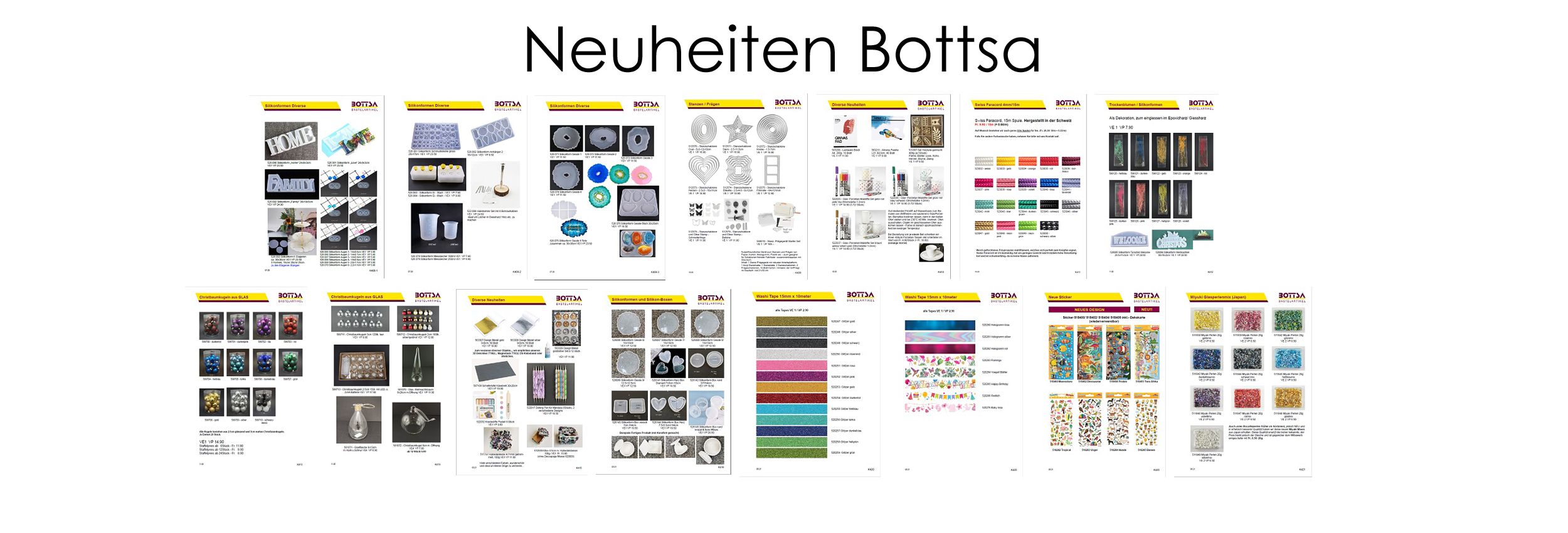 Banner Bottsa NEU